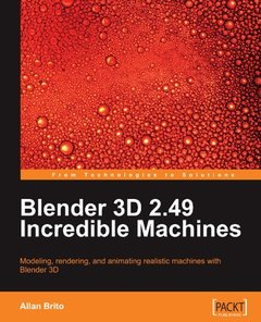 Blender 3D 2.49 Incredible Machines-cover