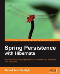 Spring Persistence with Hibernate-cover