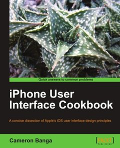 iPhone User Interface Cookbook-cover