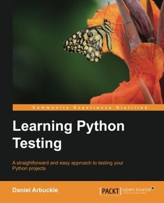 Learning Python Testing-cover
