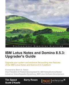 IBM Lotus Notes and Domino 8.5.3: Upgrader's Guide-cover