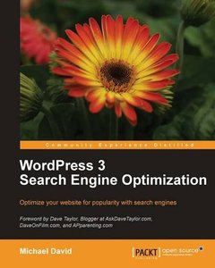 WordPress 3 Search Engine Optimization-cover