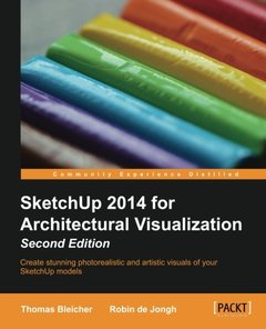 SketchUp 2014 for Architectural Visualization-cover