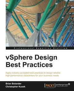 vSphere Design Best Practices-cover