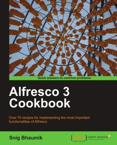 Alfresco 3 Cookbook-cover