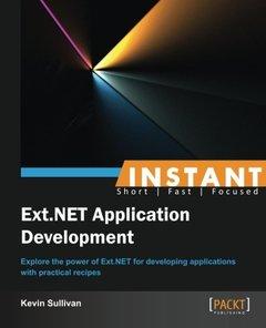 Instant Ext.NET Application Development