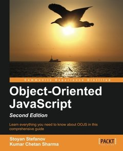 Object-Oriented JavaScript, 2nd Edition-cover