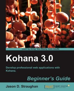 Kohana 3.0 Beginner's Guide-cover
