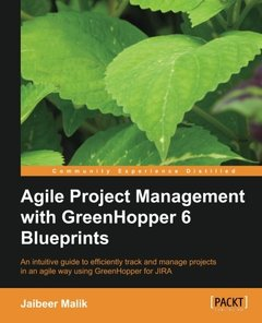 Agile Project Management with GreenHopper 6 Blueprints-cover