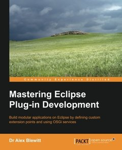 Mastering Eclipse Plug-in Development-cover