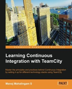 Learning Continuous Integration with TeamCity-cover