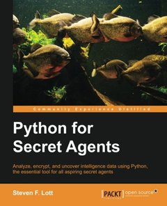 Python for Secret Agents-cover