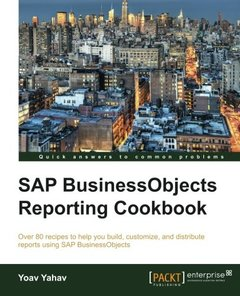 SAP BusinessObjects Reporting Cookbook-cover
