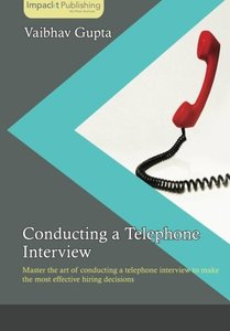 Conducting a Telephone Interview-cover