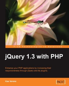 jQuery 1.3 with PHP-cover