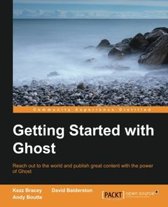 Getting Started with Ghost-cover