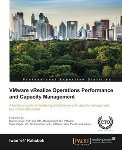 VMware vRealize Operations Performance and Capacity Management-cover