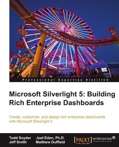 Microsoft Silverlight 5 Building Rich Enterprise Dashboards-cover