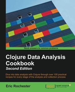 Clojure Data Analysis Cookbook- Second Edition-cover