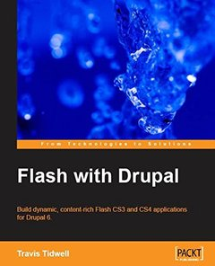 Flash with Drupal-cover