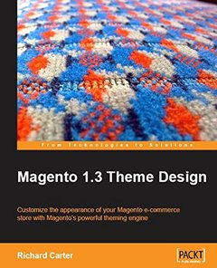 Magento 1.3 Theme Design-cover