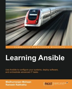 Learning Ansible-cover