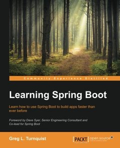 Learning Spring Boot-cover