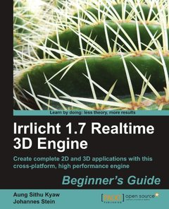 Irrlicht 1.7 Realtime 3D Engine Beginners Guide-cover