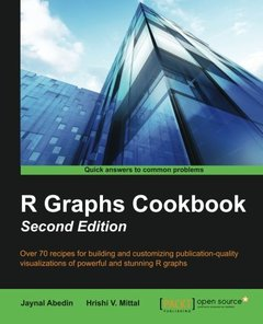 R Graph Cookbook Second Edition-cover