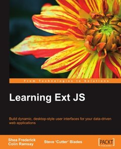 Learning Ext JS-cover