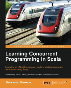 Learning Concurrent Programming in Scala-cover