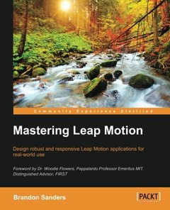 Mastering Leap Motion-cover