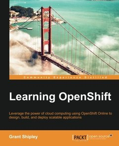 Learning OpenShift-cover