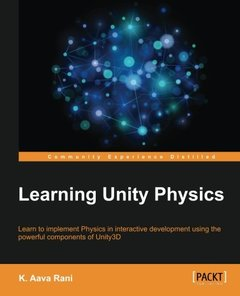 Learning Unity Physics-cover