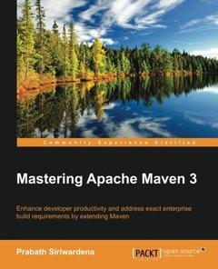 Mastering Apache Maven 3-cover
