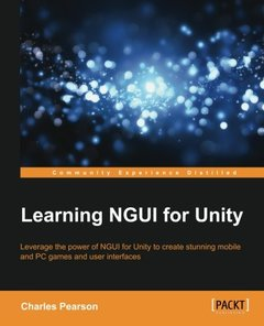 Learning NGUI for Unity-cover