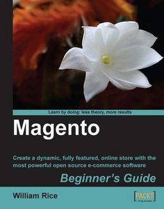 Magento: Beginner's Guide-cover