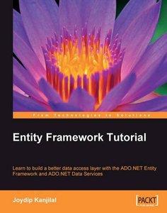 Entity Framework Tutorial-cover