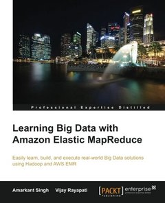 Learning Big Data with Amazon Elastic MapReduce-cover