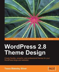 WordPress 2.8 Theme Design-cover