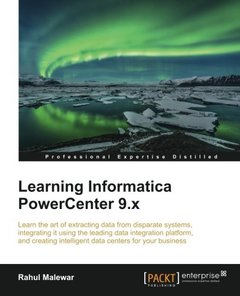 Learning Informatica PowerCenter 9.x-cover