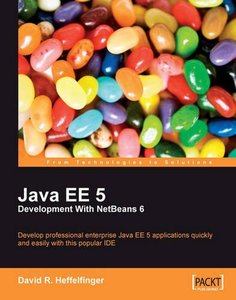 Java EE 5 Development with NetBeans 6-cover