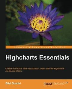 Highcharts Essentials-cover