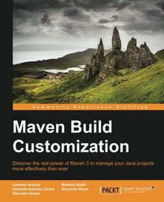 Maven Build Customization-cover