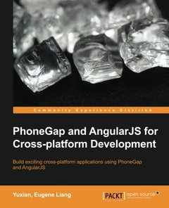 PhoneGap and AngularJS for Cross-Platform Development-cover
