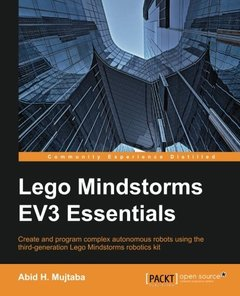 Lego Mindstorms EV3 Essentials-cover