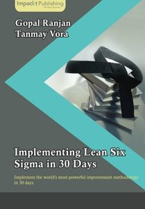 Implementing Lean Six Sigma in 30 Days-cover