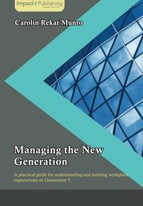 Managing the New Generation-cover