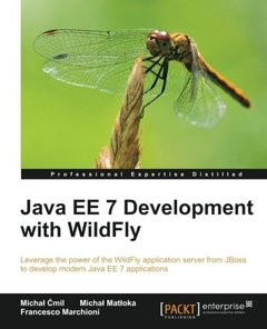 Java EE 7 Development with WildFly-cover