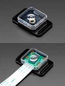 Adafruit Raspberry Pi Camera Board Case 相機外殼帶1/4吋 Tripod Mount